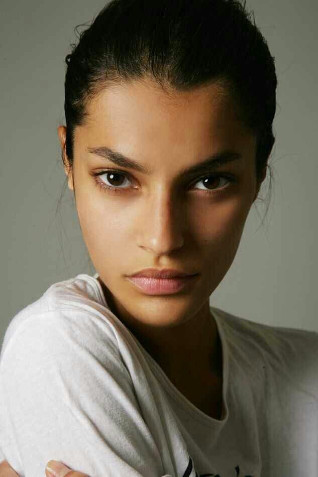 Photo Art Beauties Woman Face Most Beautiful Faces Brown Eyed