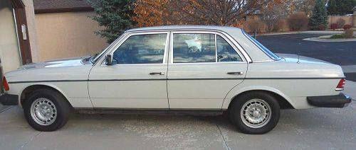 1982 Mercedes Benz 300D   Colorado Springs, CO #0712725825 Oncedriven