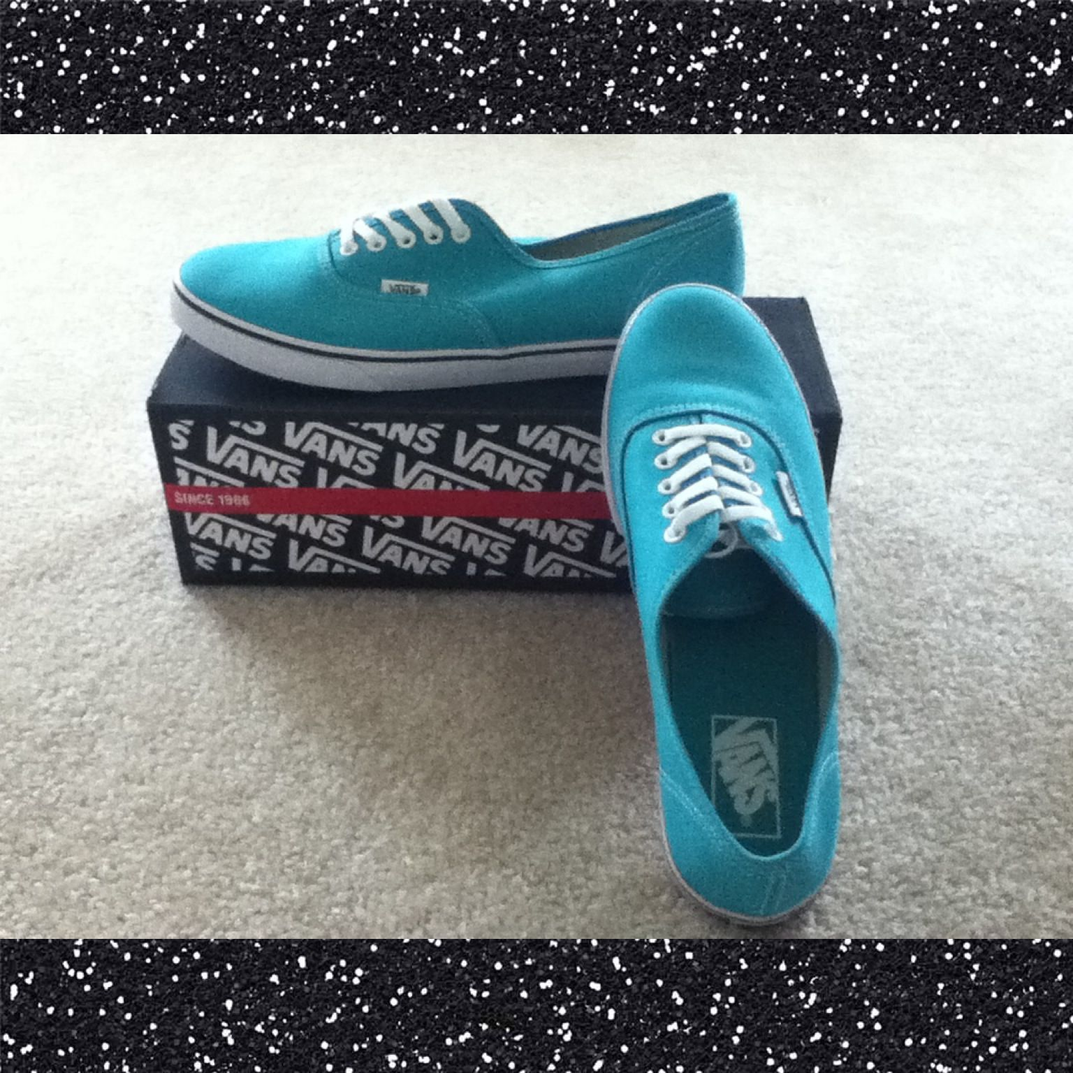 Vanssss❤check my insta for another pic of my new blue babies