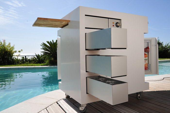 Outdoor Kitchen Furniture   Google 검색 | Outdoor Kitchen, Kuchen Dekoo