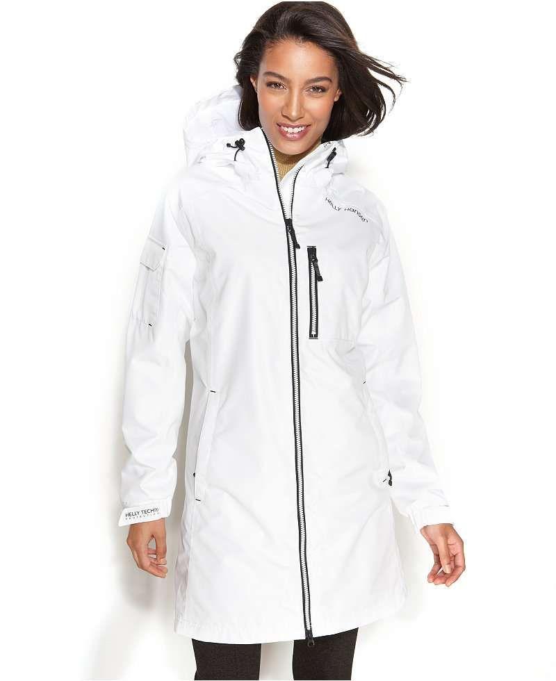 7fb95e756 Helly Hansen Jacket, Long Belfast Hooded Raincoat   Things to Wear ...
