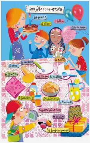 Le café de  Madame Dugot: Un peu de vocabulaire pour tous