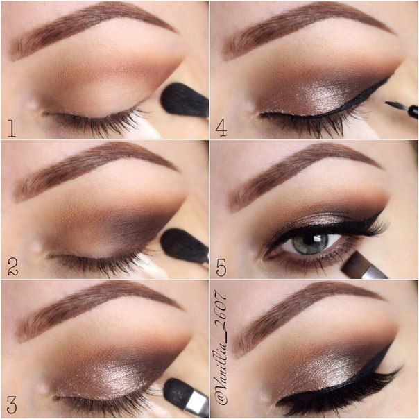 Smokey Eye Makeup Tutorials 1 Top Ideas To Try Recipes