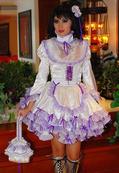 Princess Sissy Dress | Sissy Store | Pinterest | Princess ...