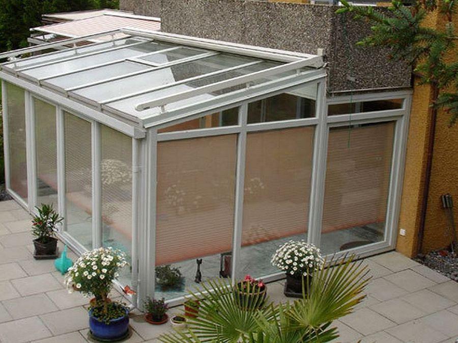 Strutture per verande pergole pinterest verande e - Tettoie per finestre ...