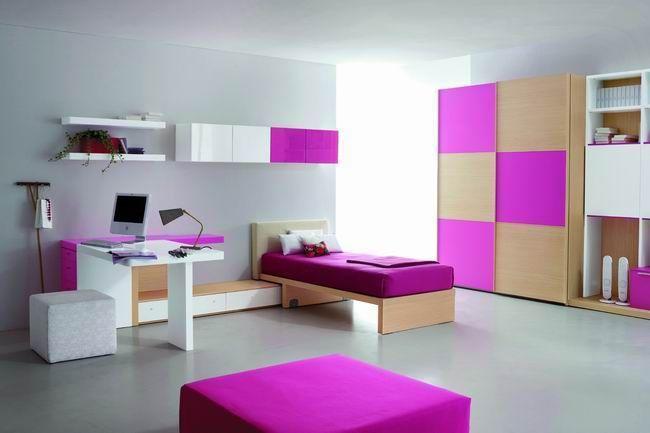 Habitaciones para j venes modernas y elegantes fotos for Habitaciones modernas para jovenes