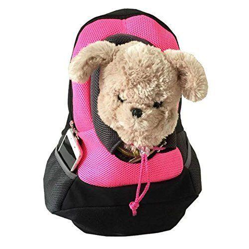 Dog Backpacks Penta Angel Pet Carrier Backpack Portable Outdoor Travel Pet Bag Pink More Info Could Be Found At Th Pet Backpack Carrier Puppy Bag Pet Bag