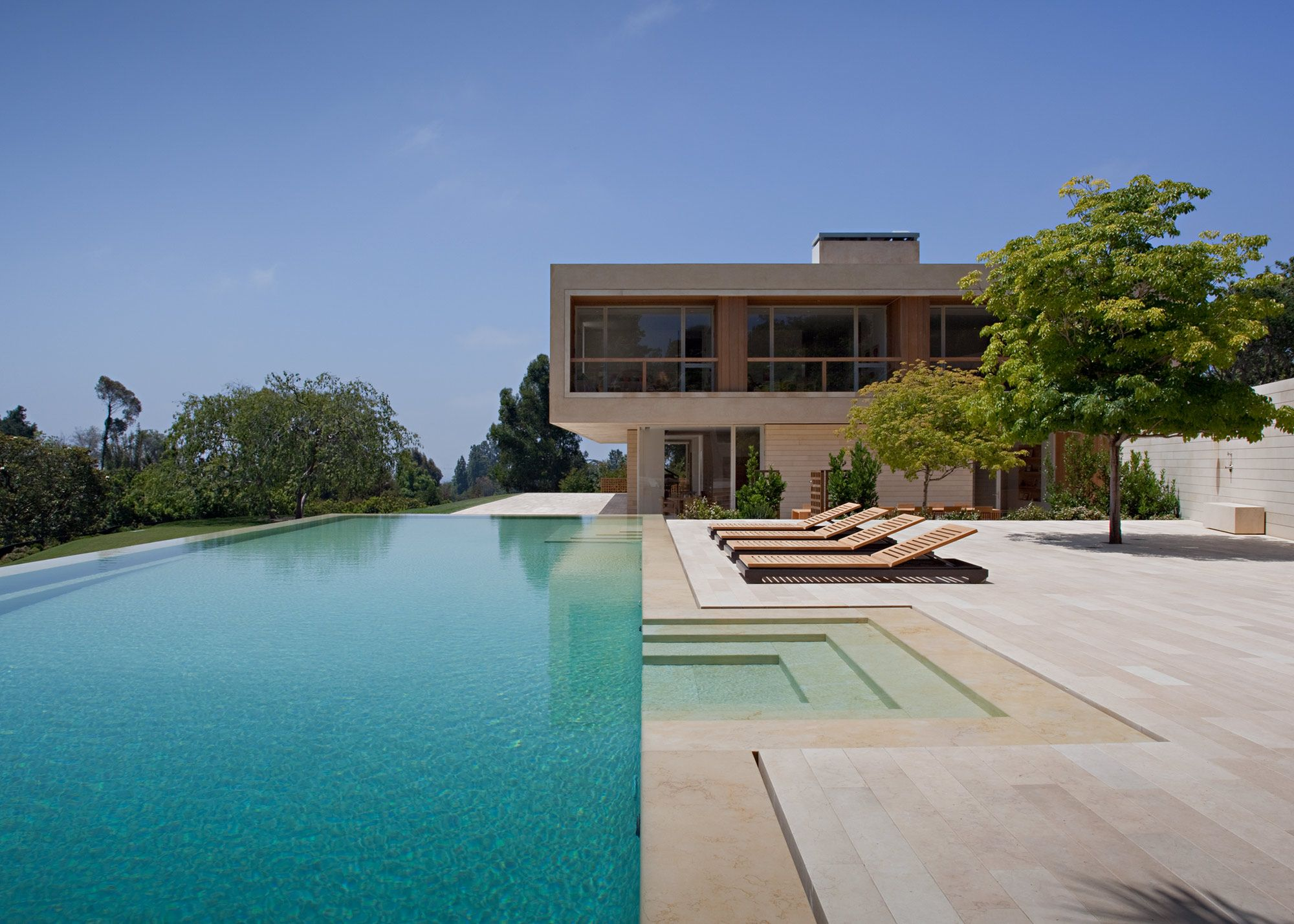 House Los Angeles, California John Pawson photo by