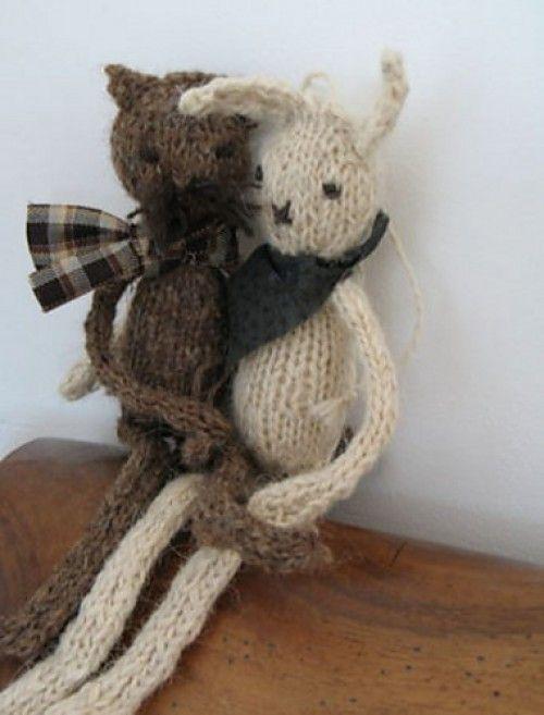 Les Petits Doux   in the loop - Le webzine des arts de la laine