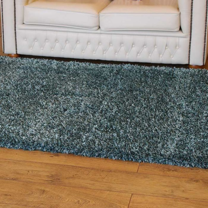 Lounge In Luxury On This Super Gy Blue Teal Rug Texturally Top Of The Range