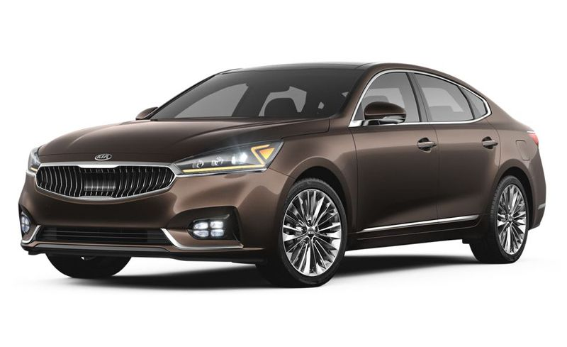 Kia Continues To Redefine The Meaning Of Near Luxury And The