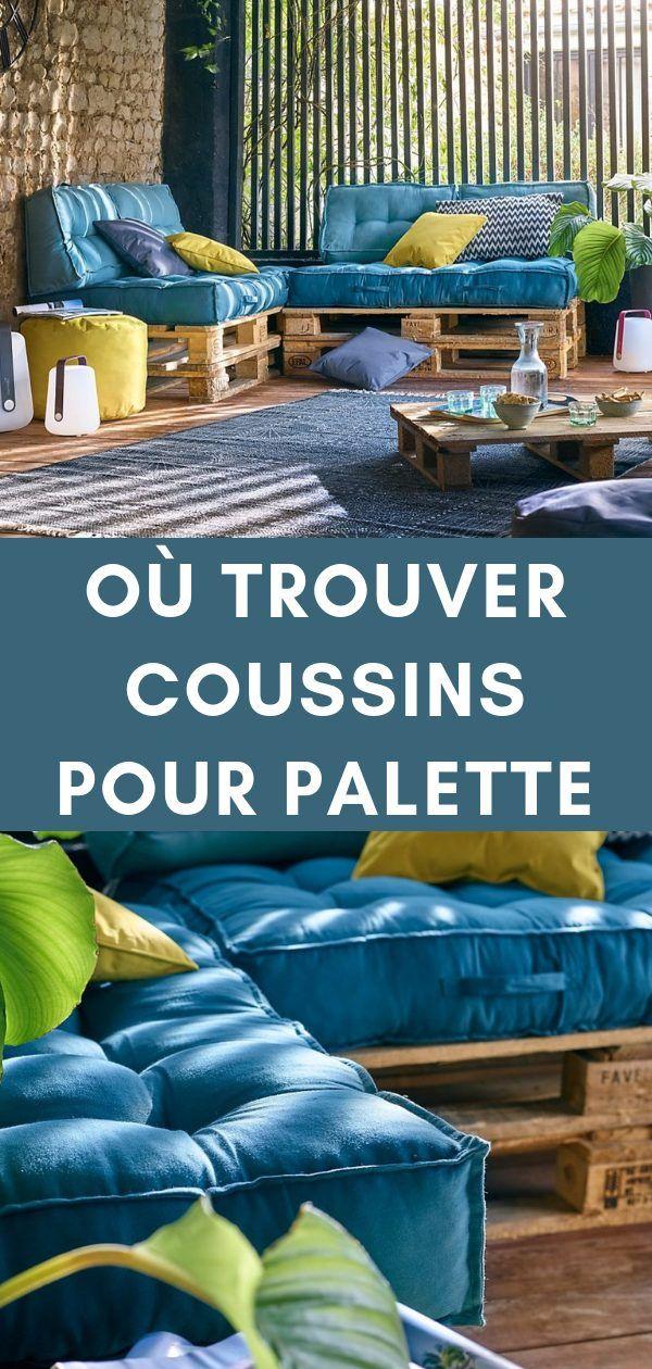 Coussin Palette : Guide d\'Achat 2019 (+ Bons Plans) | Archi ...