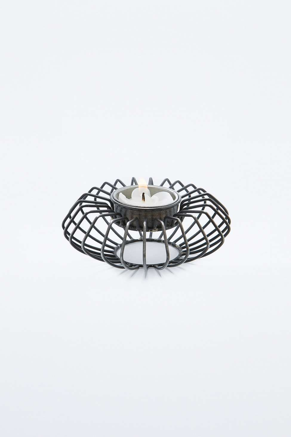 70s Wire Candleholder - Urban Outfitters | Home Wish ...