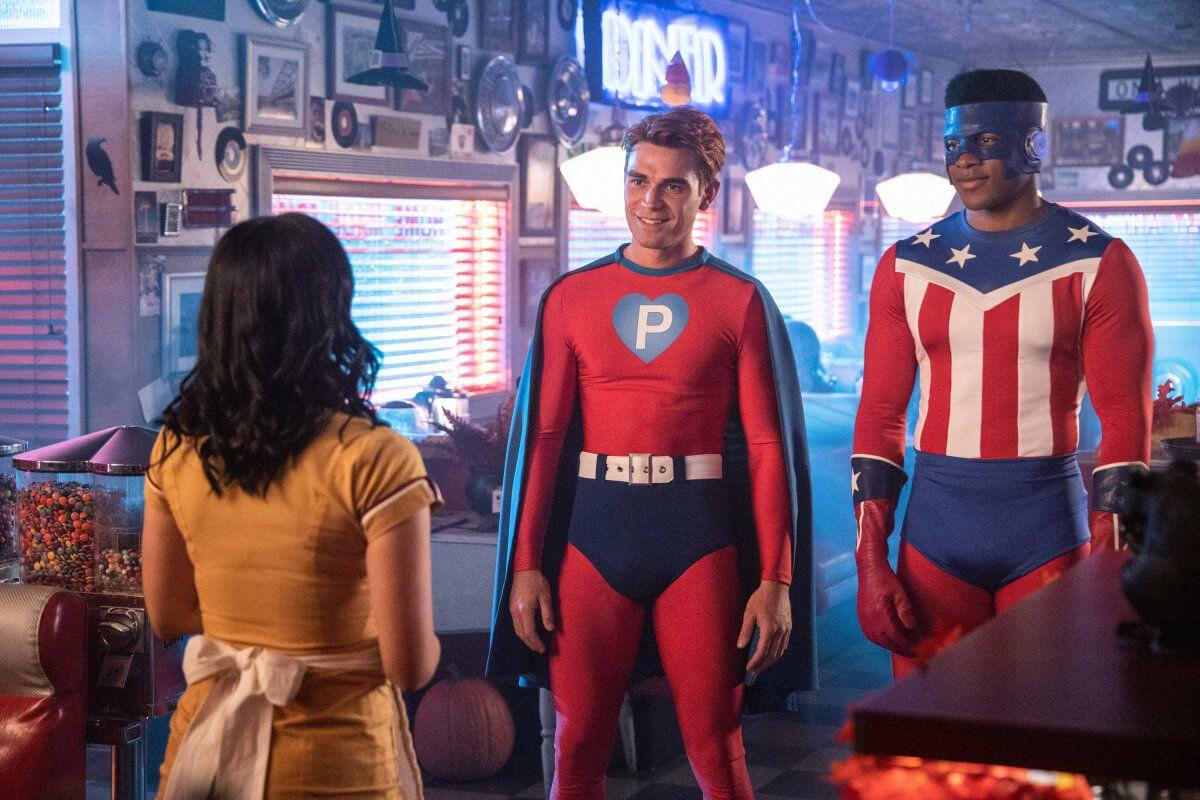 Riverdale Season 4 Episode 4 Photos Preview Of Halloween