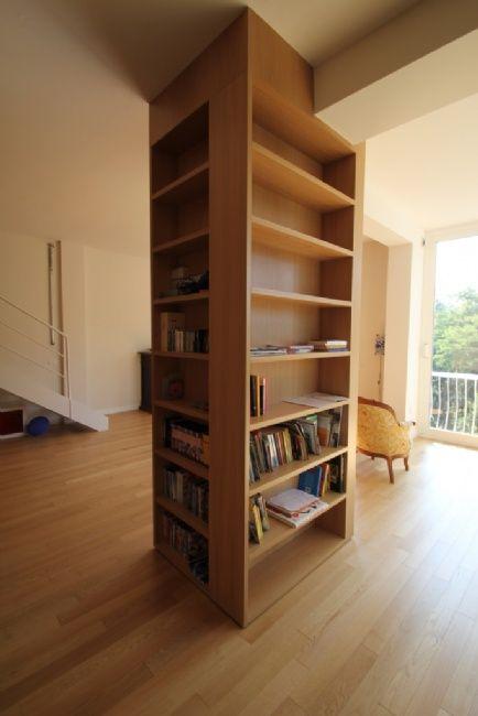 Un pilastro in mezzo ad una stanza pu diventare un for Semplici piani di una stanza