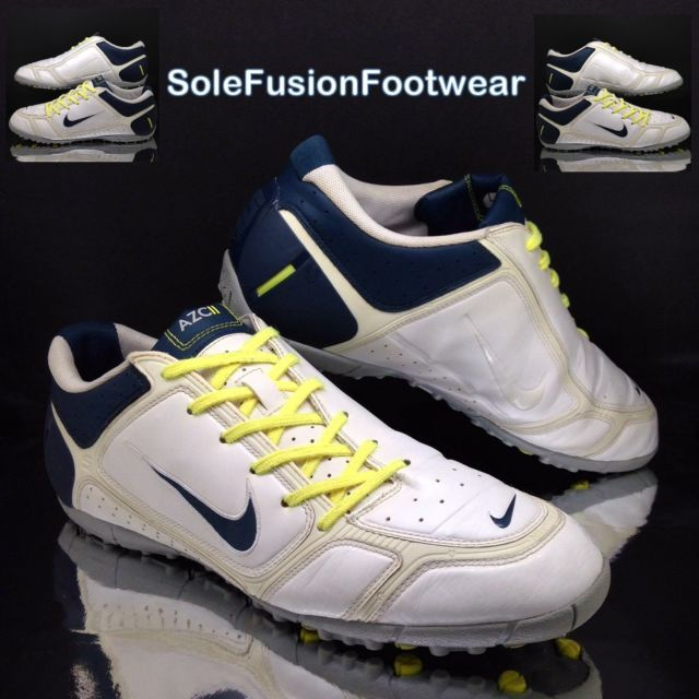 wholesale dealer 52031 b4801 Nike mens AIR ZOOM Control Football Trainers White sz 12 Turf 5 Shoes US 13  47.5  eBay
