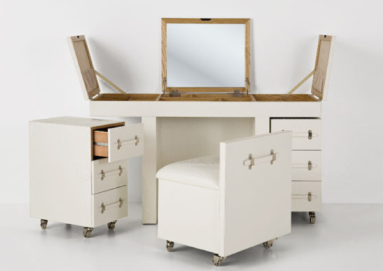 space saving furniture table. fold out dressing table space saving furniture