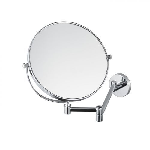 The addition of a shaving mirror adds a prictical and ever so slightly industrial feel to the space.  Aqualux Haceka Pro 2000 Shaving Mirror