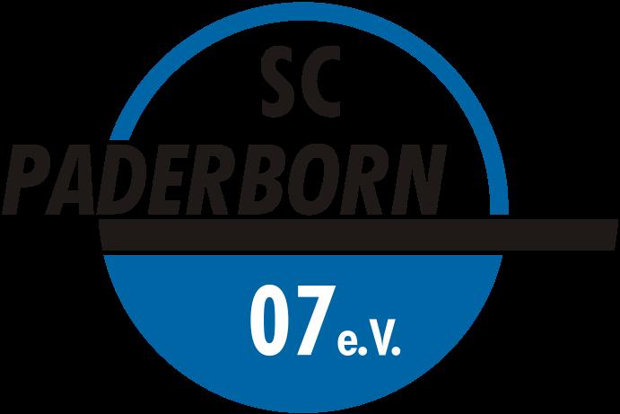Sc Paderborn Sc Paderborn 07 Sports Clubs Soccer Logo