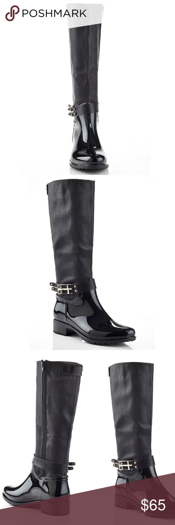 8483259ee80 Snow Tec Waterproof Riding Boot (Queen-2) 6 Black Product Details Snow Tec