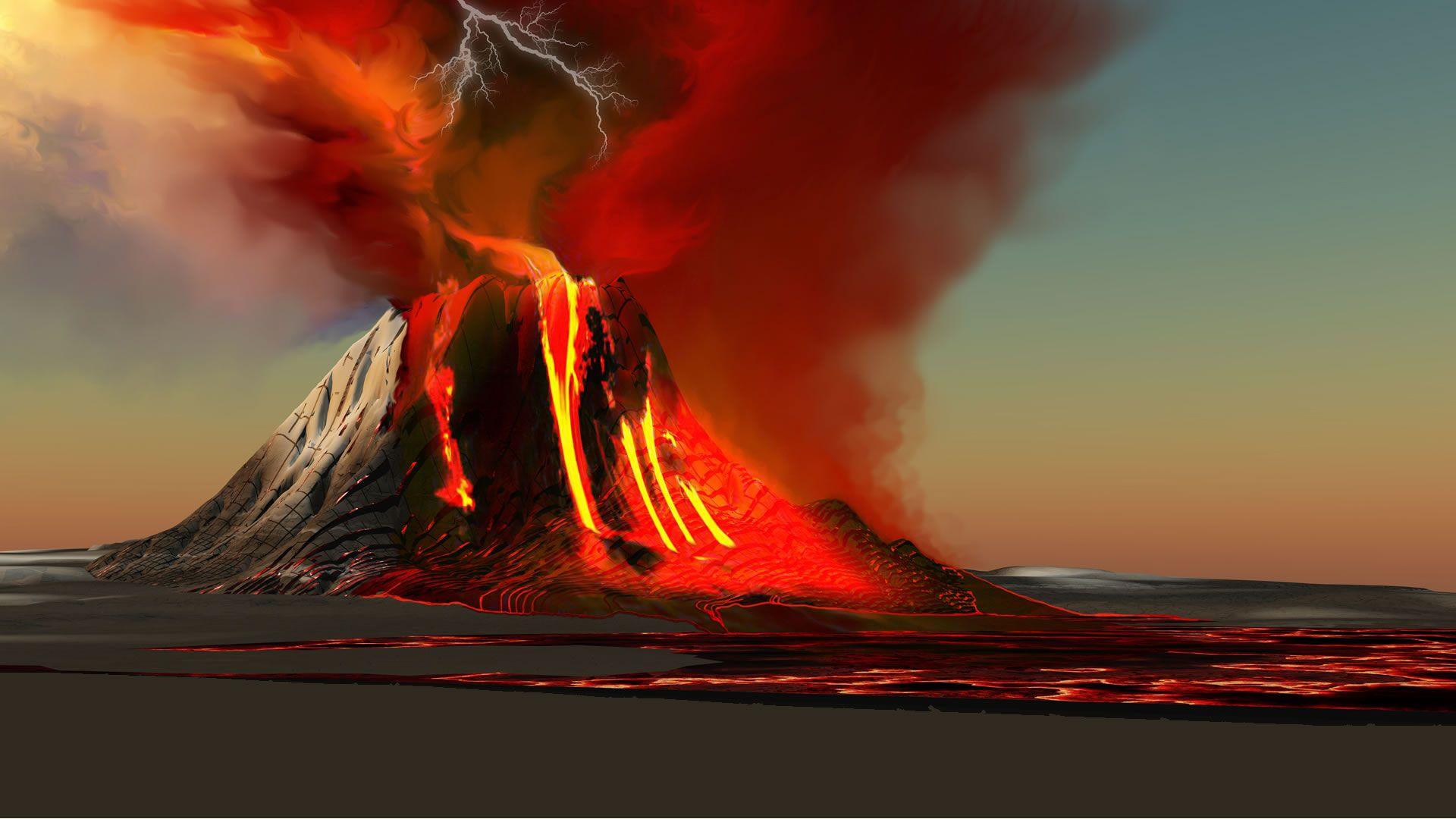 Volcan Kilauea Buscar Con Google
