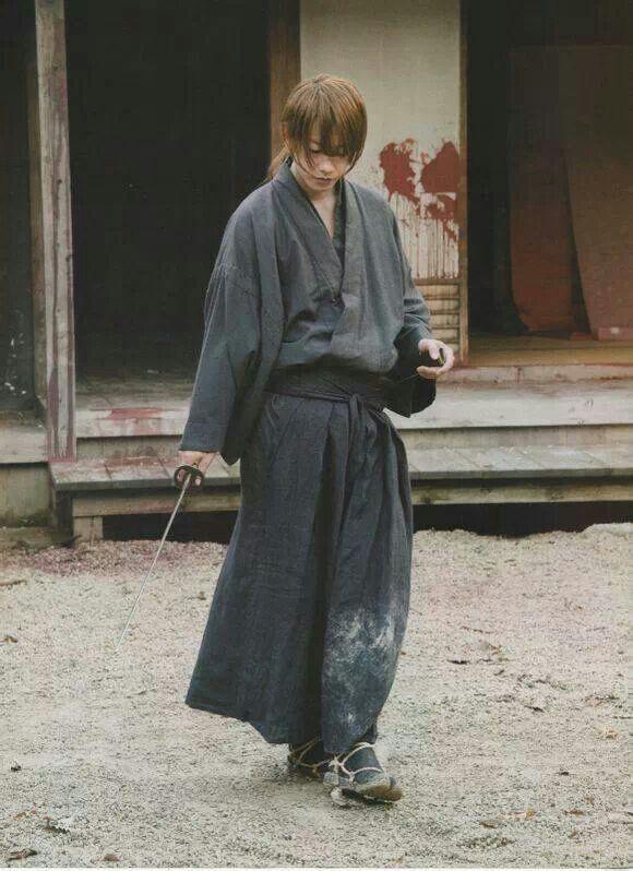 I Love BTS Shots Like This Takeru Sato Som Kenshin Himura T-5207