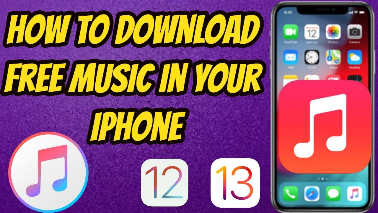 Get Free Music!How To Download Free Music In Your iPhone