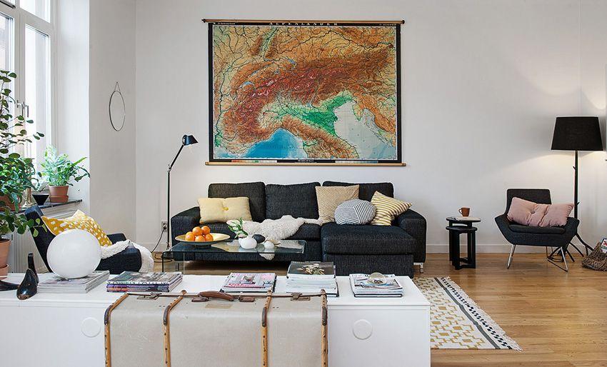 瑞典 24 坪北歐風都市公寓 - DECOmyplace