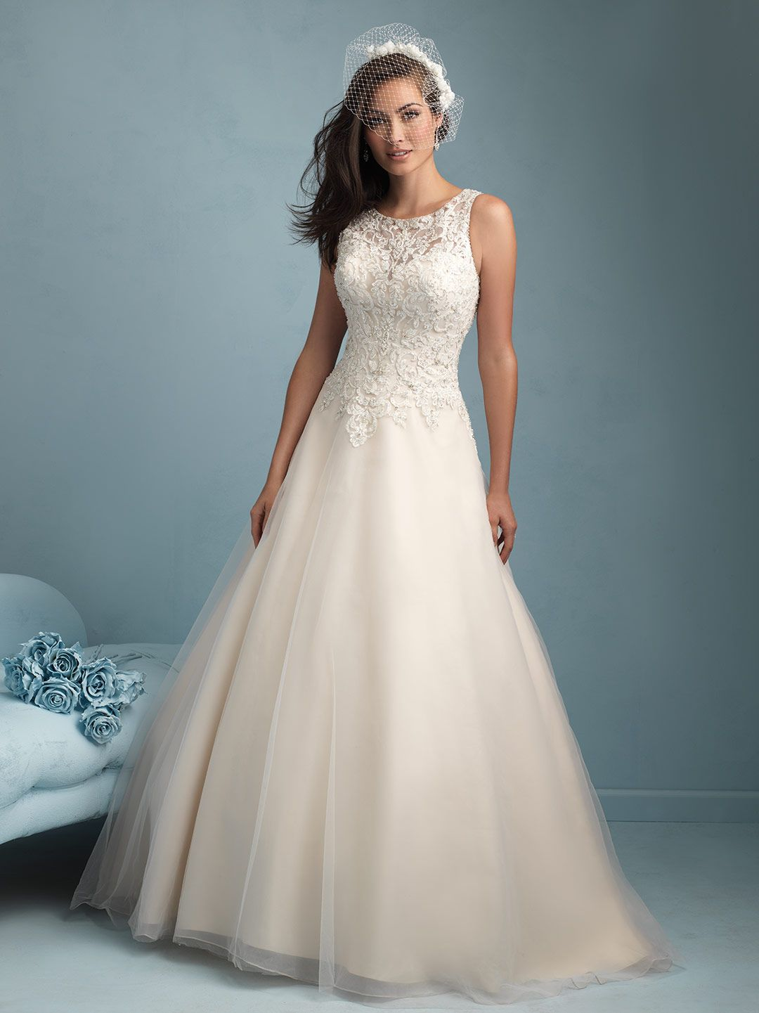 Allure Bridals 9200, $888 Size: 6 | Used Wedding Dresses | wedding ...