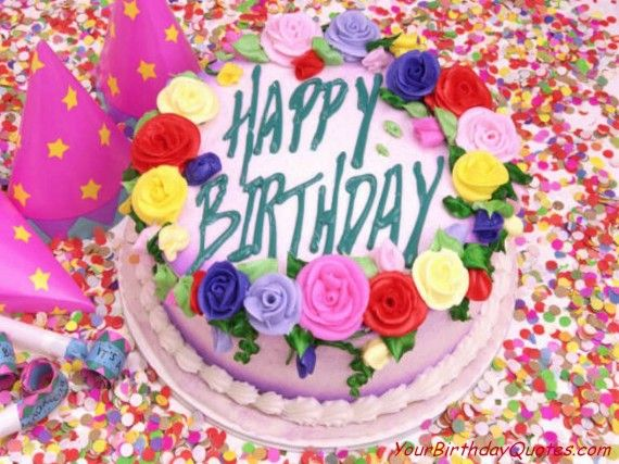 Happy Birthday wishes & random fun stuff to share with family & friends.