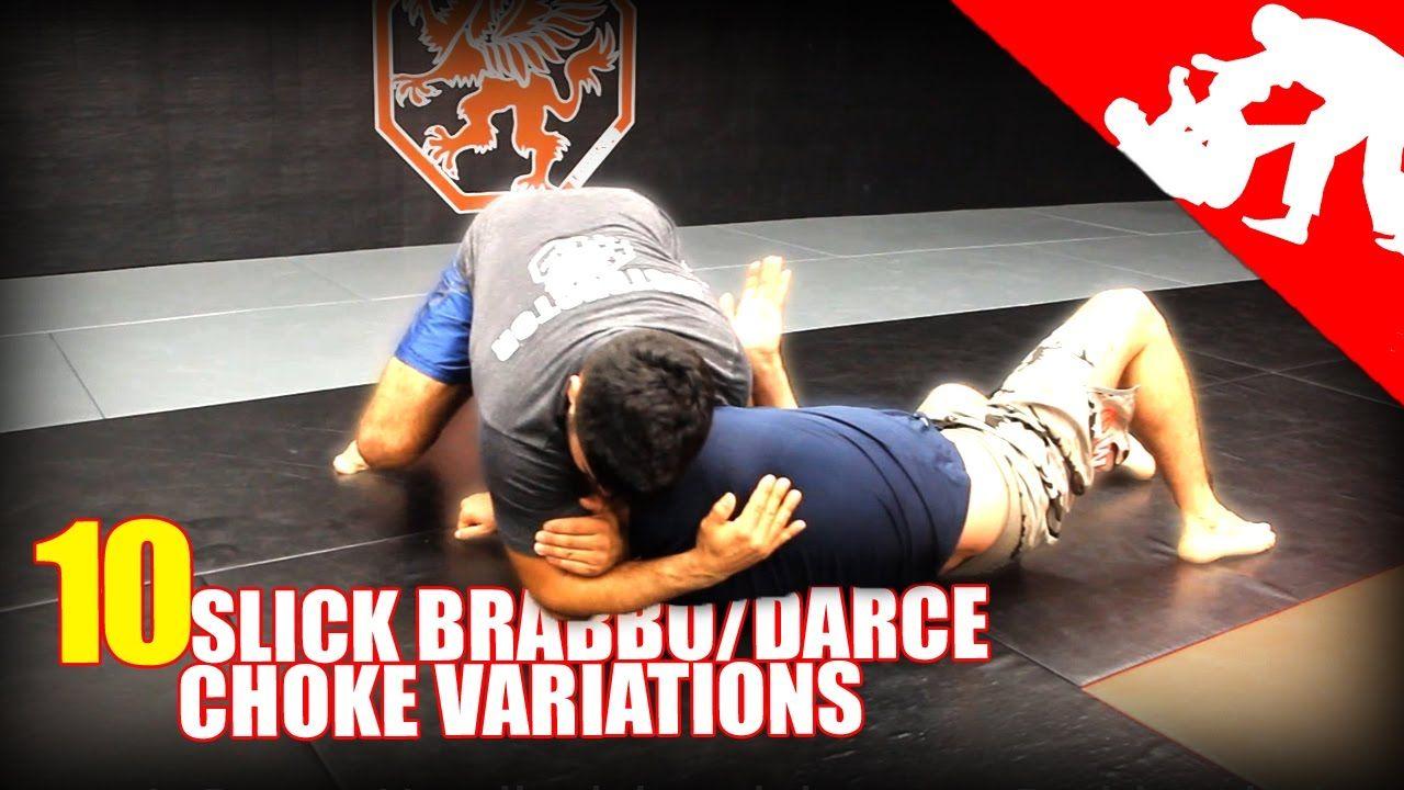 10 Brabbo Darce Choke Set Ups In Today S Video We Show You 10 Different Brabbo Choke Set Up S In This Video These Brazilian Jiu Jitsu Jiu Jitsu Bjj Techniques
