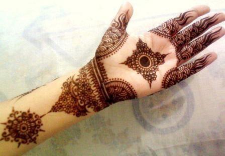 Mehndi Design Kaki : Beautiful bengali bridal mehendi designs hennas and