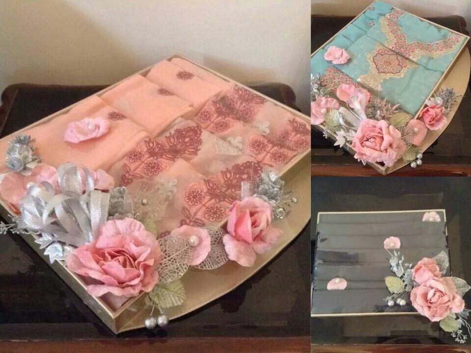 Trousseau Packing Roka Hampers Bridal Gift Wrapping Ideas Wedding Gifts Packaging Wedding Gift Pack