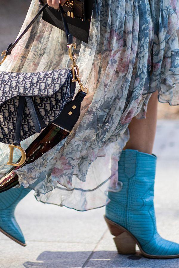 Das sind die 5 besten Herbst Schuhe zum Midi Kleid | Fashion