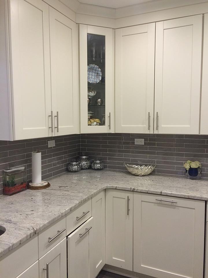 #kitchencabinetdesign #whitekitchen