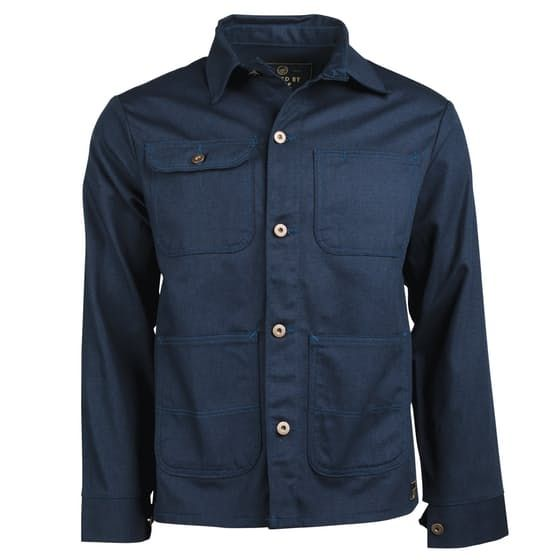 United By Blue Foraker Jacket in Navy