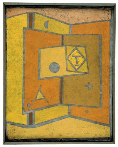 Paul Klee Bilderbuch 1937 Art In 2019 Paul Klee