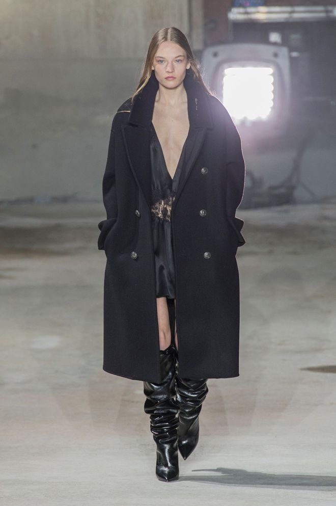 Les manteaux pour femme 2018