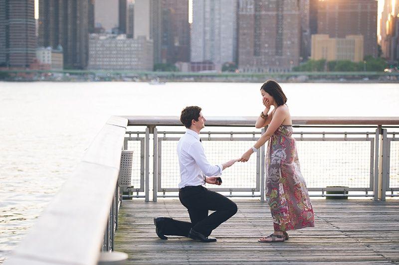 Sneak Peek | Jorga + Yip-Men | Pop the Question in NYC » Sascha Reinking Photography, NY based photographer, surprise engagement, LIC