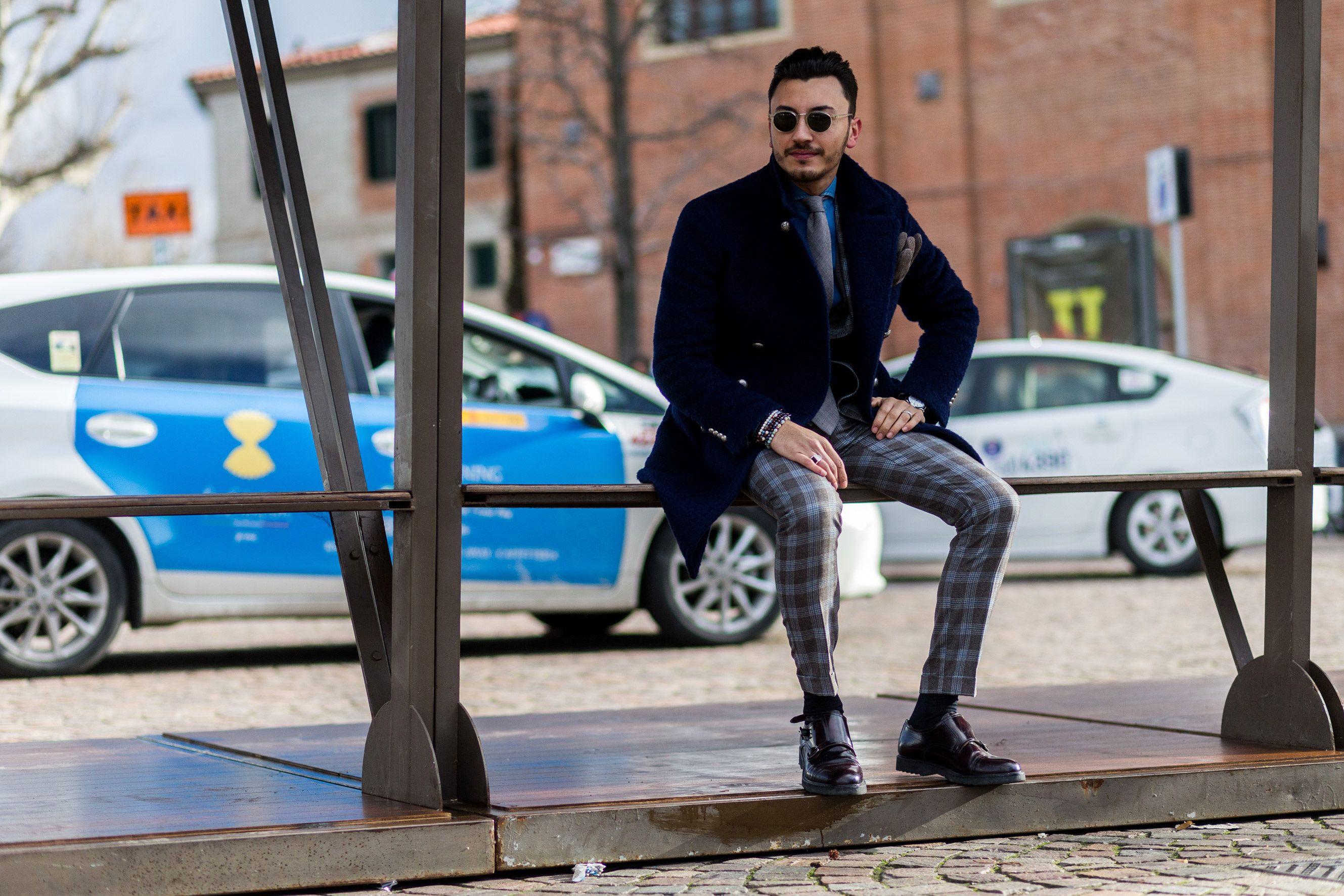 Street Style Pitti Uomo 89 | Galería de fotos 3 de 27 | GQ MX