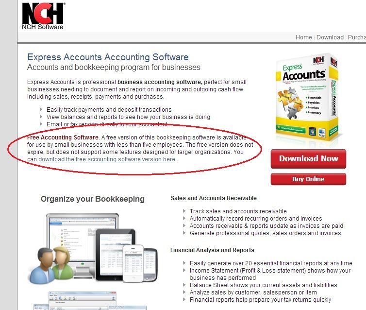 Bookkeeping Software Free Downloads Free accounting software