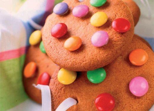 Easter Egg Biscuits Recipe : Cook Vegetarian Magazine