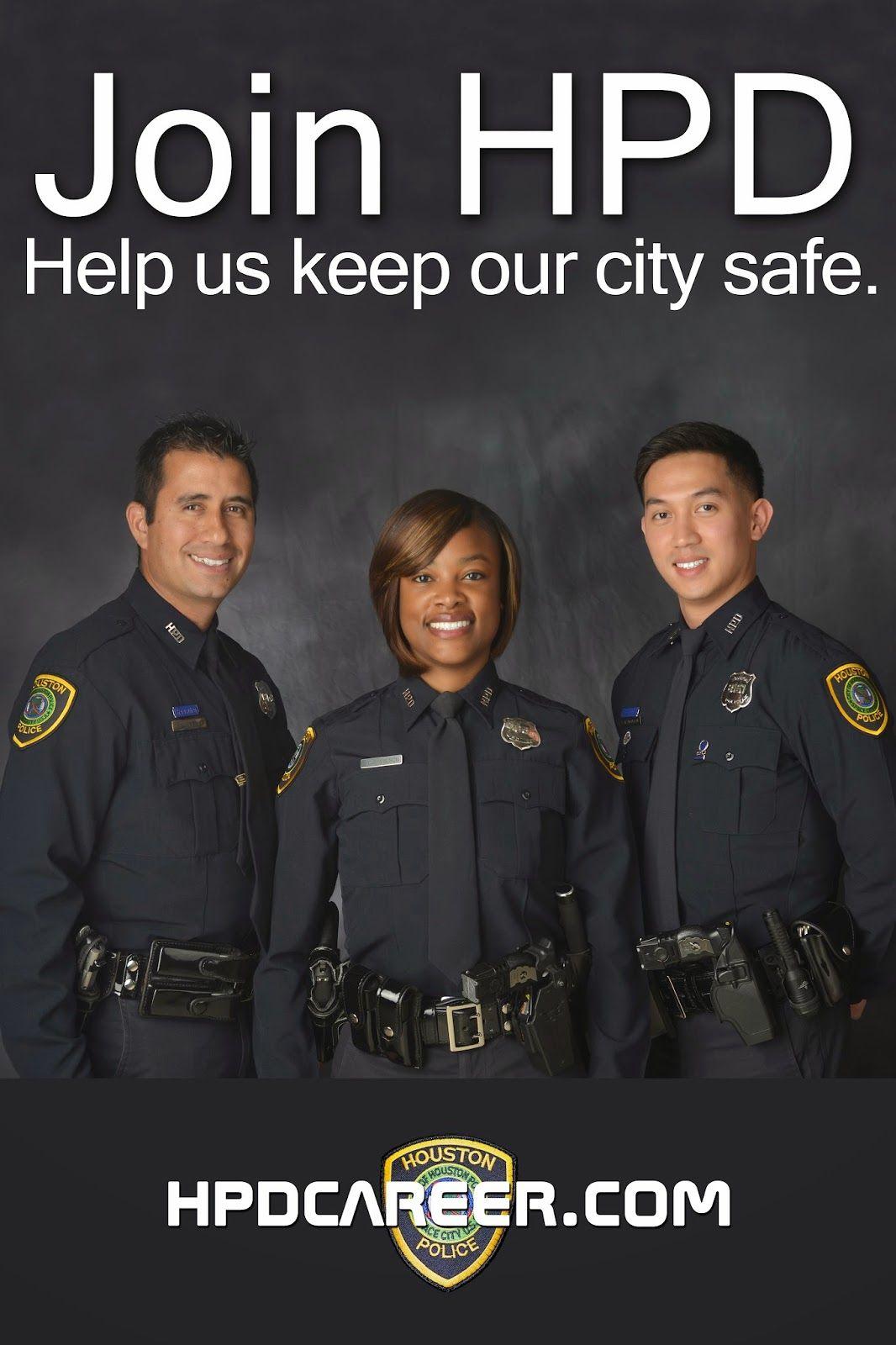 Houston police department join hpd houston police
