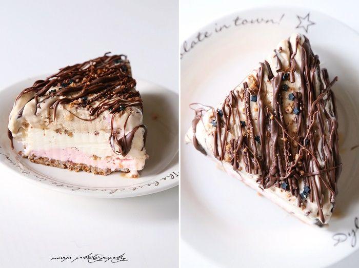 icecream cake divaaniblogit.fi/vaaleanpunainenhirsitalo