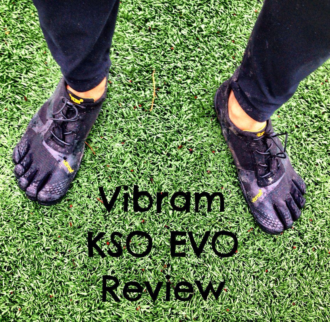 sale retailer 53257 2e4ad Review of the Vibram FiveFingers KSO EVO for Running