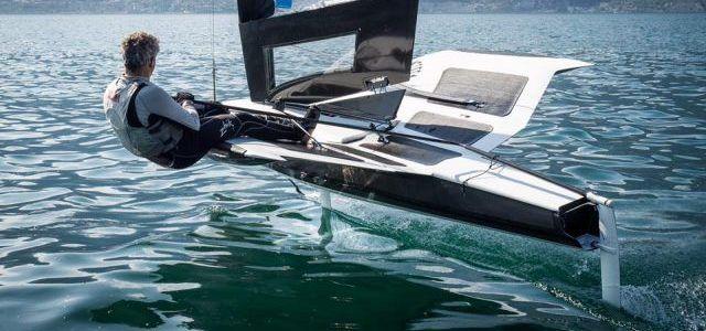 Orca H 15 Xxl Moth Segeln Segel