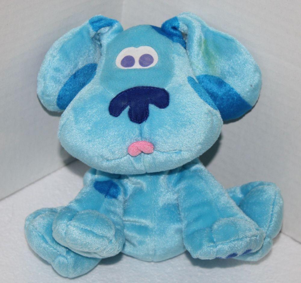 Blues Clues Plush Hand Puppet