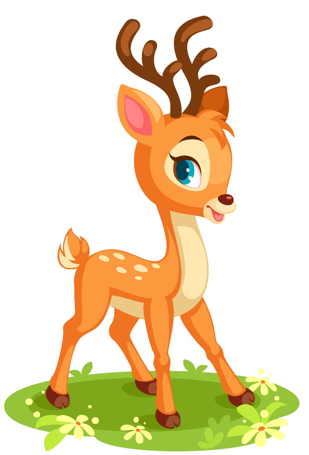 Baby Deer Cartoon Google Search Baby Deer Cute Babies Clip Art