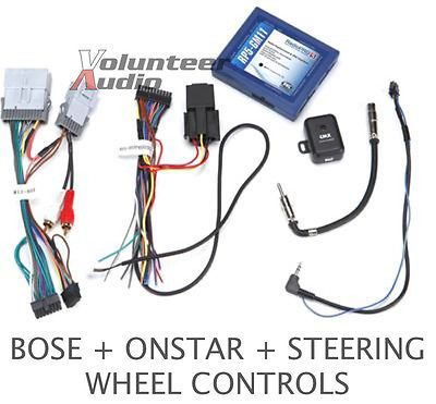 wire harnesses pac rp5 gm11 for 2000 2006 select gm vehicle radio rh pinterest com