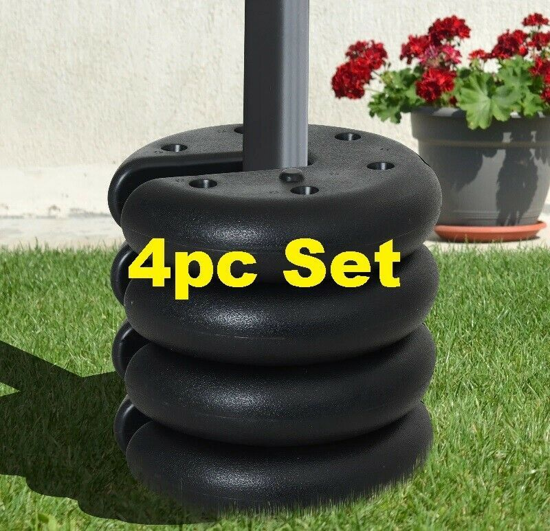 Gazebo Leg Base Weights Ideal For Pop Up Marquee Party Tent Sand